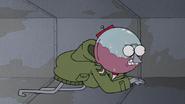 S7E32.116 Benson Crawling Through the Vents