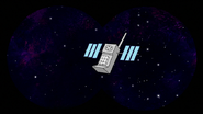 S8E01.151 Old Cell Phone Satellite