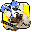 Regularshow fistpunch 2playerdashattack