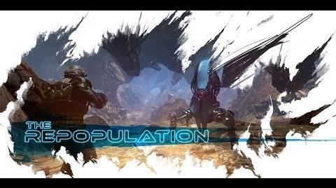 The Repopulation Greenlight Trailer