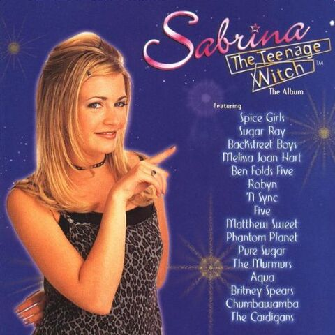 File:Sabrina The Teenage Witch- The Album.jpg