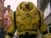 Yellow Robot