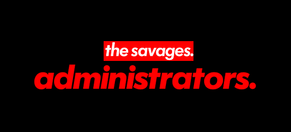 Thesavagesadministrators