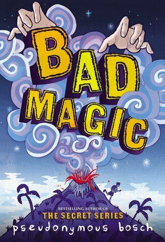 File:Bad Magic.jpg