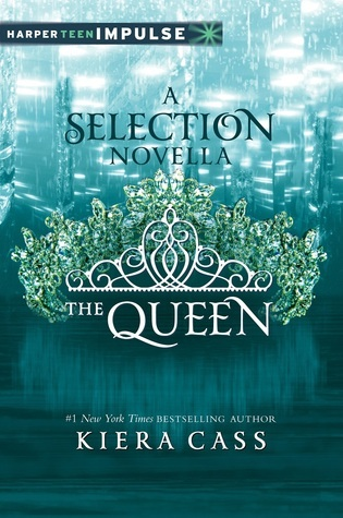 File:The cover of The Queen by Kiera Cass.jpg
