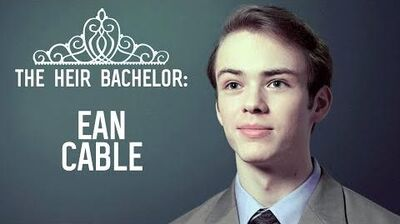 The Heir Meet the Selected Suitors Ean Cable