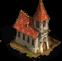 B church