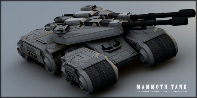File:Mammoth tank i by chaoshour-d39k9us.jpg