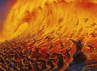 Donato Giancola Flame Wave 640