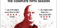 The Shield: The Complete Fifth Season (Region 2 DVD)