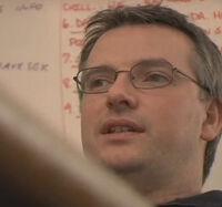 The Shield writer Glen Mazzara