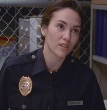 1x05 Officer cacuzza