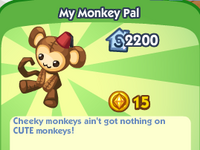 My Monkey Pal
