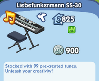 Liebefunkenmann SS-30