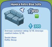 NuMicaRetroBlueSofa