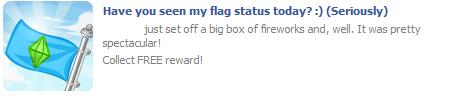Flagged Up Polefeedplumbob