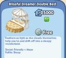 Blissful Dreamer Double Bed