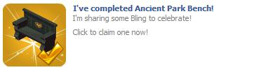 AncientParkBenchFeedBuild