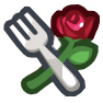 Romantic Dining Table Skill Icon