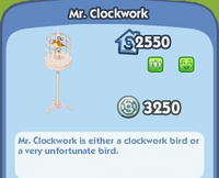Mr Clockwork