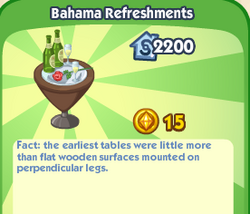 BahamaRefreshments