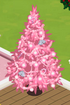 Pink Decorated Tree 6