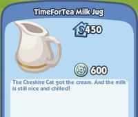 TimeForTea Milk Jug