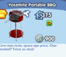 Yosemite Portable BBQ