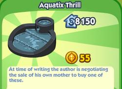 Aquatix Thrill