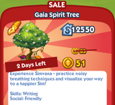 Gaia Spirit Tree