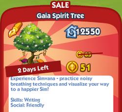 GaiaSpiritTree