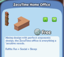 ZecuTime Home Office