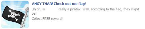 Flagged Up Polefeedjollyroger