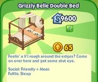 GrizzlyBelleDoubleBed