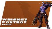 Battleborn - Whiskey-Foxtrot - Rogue-Hero