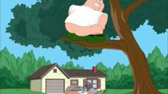 Peter Poops on Pigeons Car - Family Guy-1