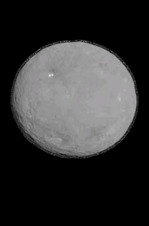 Ceres Cut