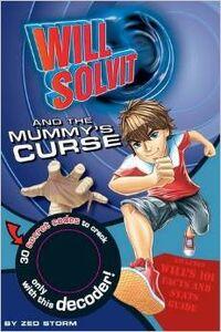 Mummy's curse book alternate