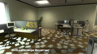 The Stanley Parable - Heaven Ending