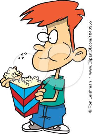 1046355-Cartoon-Boy-Eating-Popcorn-Poster-Art-Print