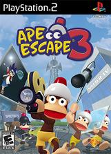 Ape Escape 3 Coverart