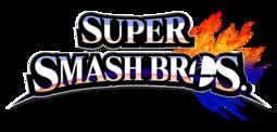 File:255px-Super Smash Bros 4 merged logo, no subtitle.png