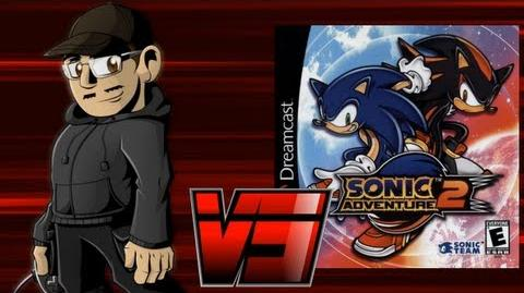 Johnny vs. Sonic Adventure 2
