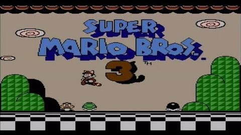SGB Play Super Mario Bros. 3 - Part 1