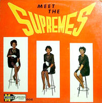 Meet the supremes 1962
