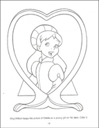 Swan Princess Funtime Activity Book page 18