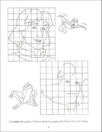 Swan Princess Funtime Activity Book page 8