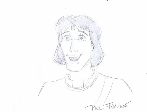 File:Swan Princess RICK FARMILOE Convention SIGNED Sketch DEREK Pencil COA -A1801.jpg