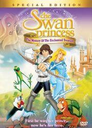 The Swan Princess 3 poster.