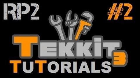 Tekkit Tutorials - RP2 2 - Micro Blocks